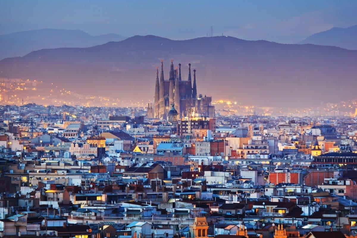 Conoce Barcelona en dos días
